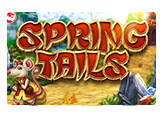 Spring Tails Mobile