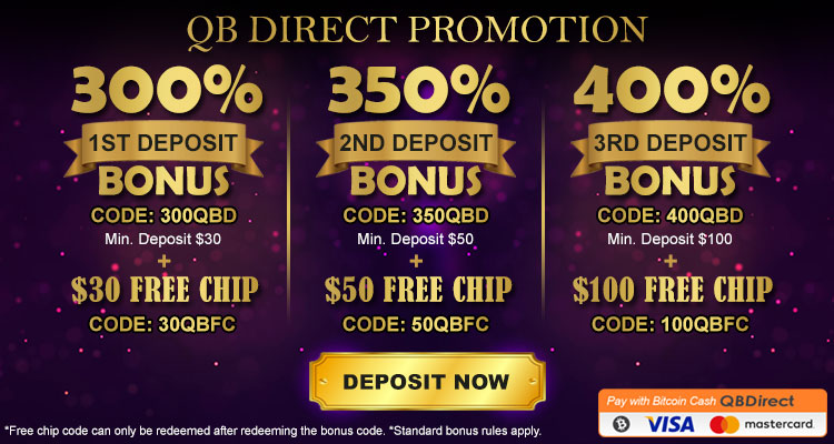 Qubi Direct Promotions
